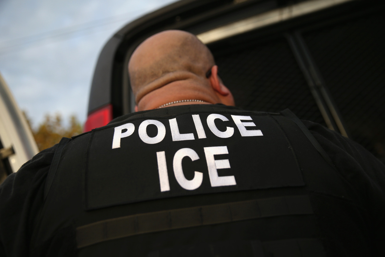 ACLU sues Biden administration over ICE detainees transferred from Newark prison