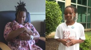 Nurse mom goes into early labor, coaches 9-year-old daughter to deliver baby