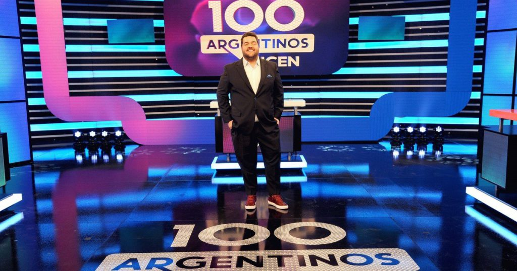 The keys to the success of 100 Argentines say, the new battlehorse of El Trece