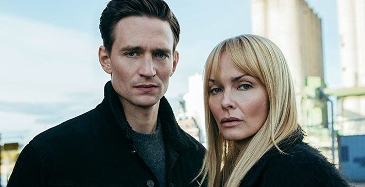 Hidden: First Born, a suspenseful Swedish cop who comes to TNT Series and Flow.