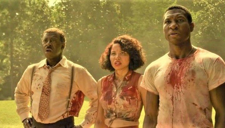 """Black magic to exorcise racism, in the series """"Lovecraft Country"""".  HBO photo"""
