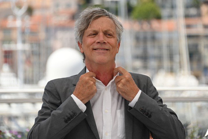 """Todd Haynes is now in Cannes, presenting the documentary """"The Velvet Underground"""".  AFP photo"""