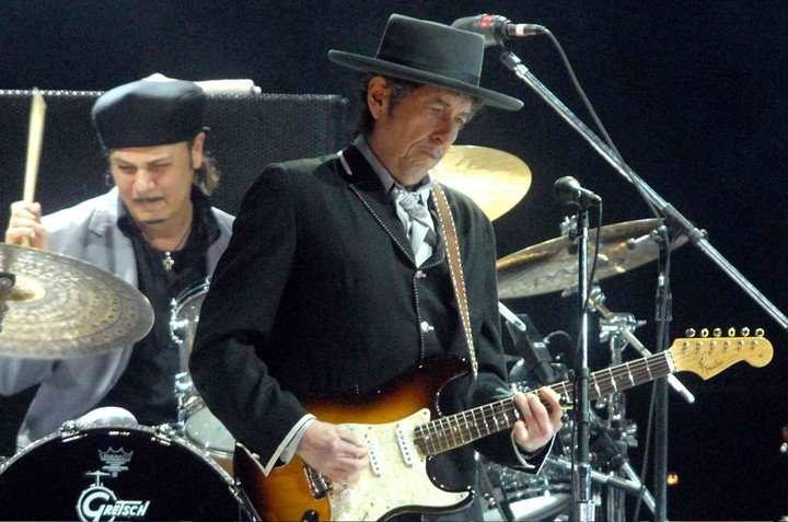 """Bon Dylan.  Speculations about who he wrote """"Like a Rolling Stone"""" to were several."""