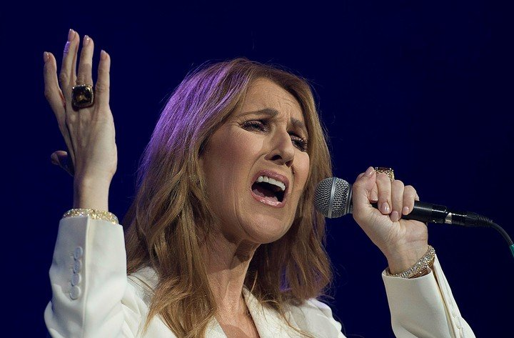 Céline Dion held her third spot on the top-earning list from her pre-pandemic concerts.