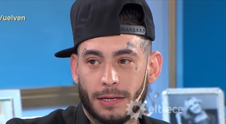 Ulises Bueno revealed how his family dealt with the death of his brother Rodrigo.  TV Capture