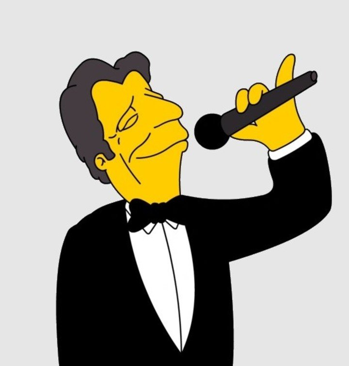 """Tony Bennett honored on """"The Simpsons"""""""