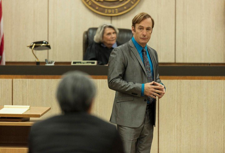 For his role as Saul Goodman, Bob Odenkirk was nominated for four Emmy Awards.