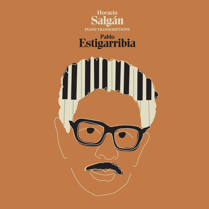 The cover of Pablo Estigarribia