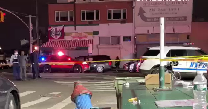 Carjacker steals vehicle with children inside, runs over woman in Coney Island: NYPD