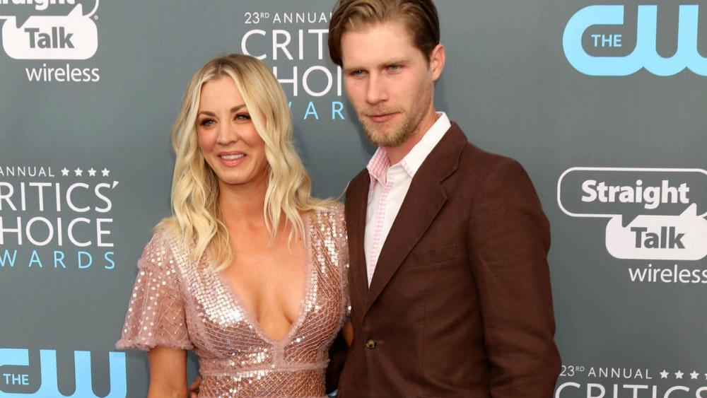 Kaley Cuoco marks three years of marriage: 'I'm sincerely impressed'
