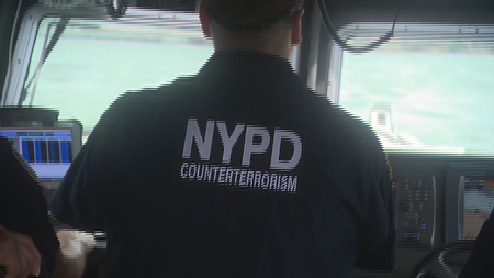 NYPD Harbor Protection prepares for July 4 fireworks show