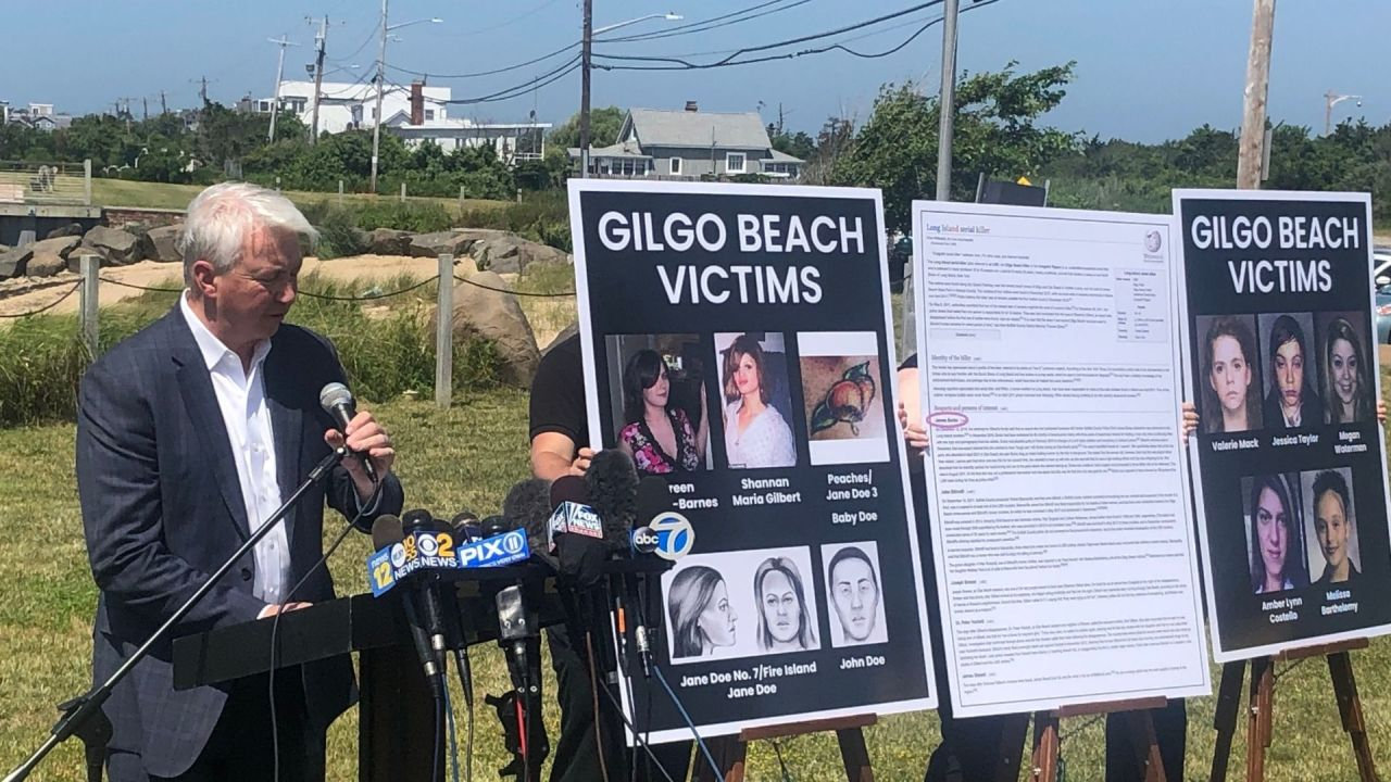 State senator wants attorney general to examine Long Island serial killer case