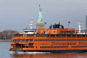 Staten Island Ferry rider, 20, stabbed; another passenger punched in the face