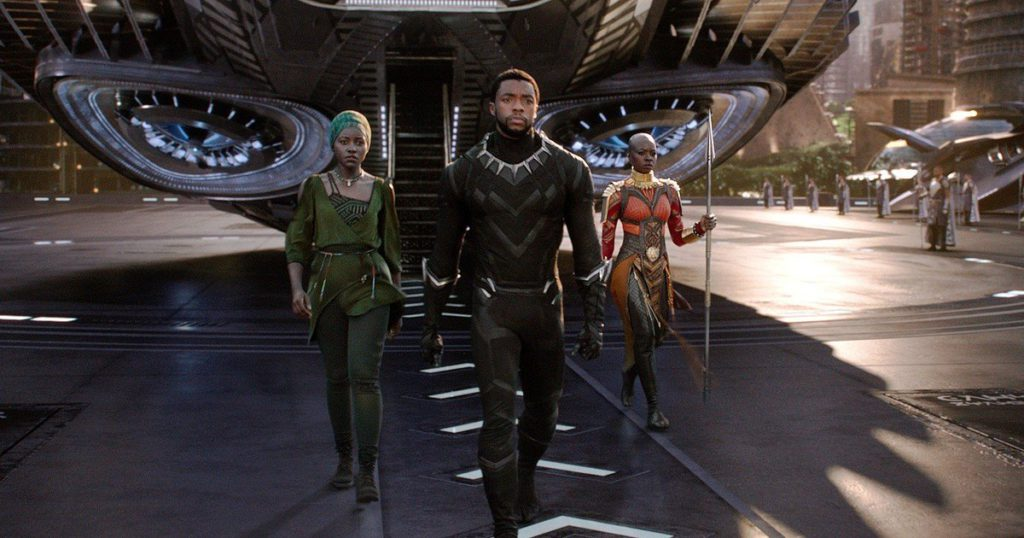 Black Panther 2 images leaked, with tribute to Chadwick Boseman