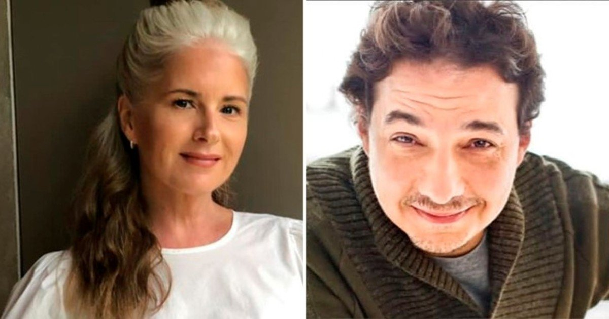 Fiction after love: TV reunited Cecilia Dopazo and Fernán Mirás
