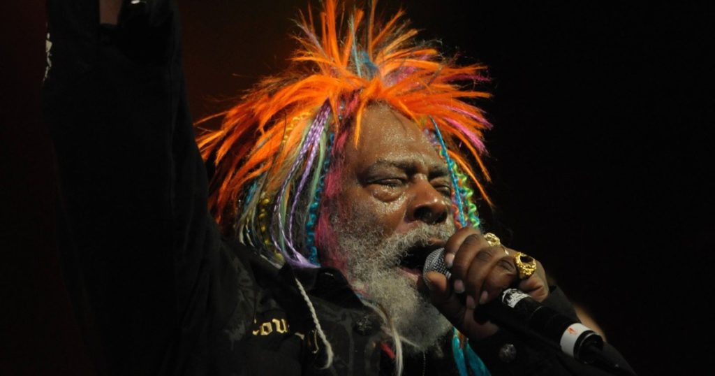 """George Clinton turns 80, the man who created the """"P-Funk Nation"""" and established himself as its absolute leader"""