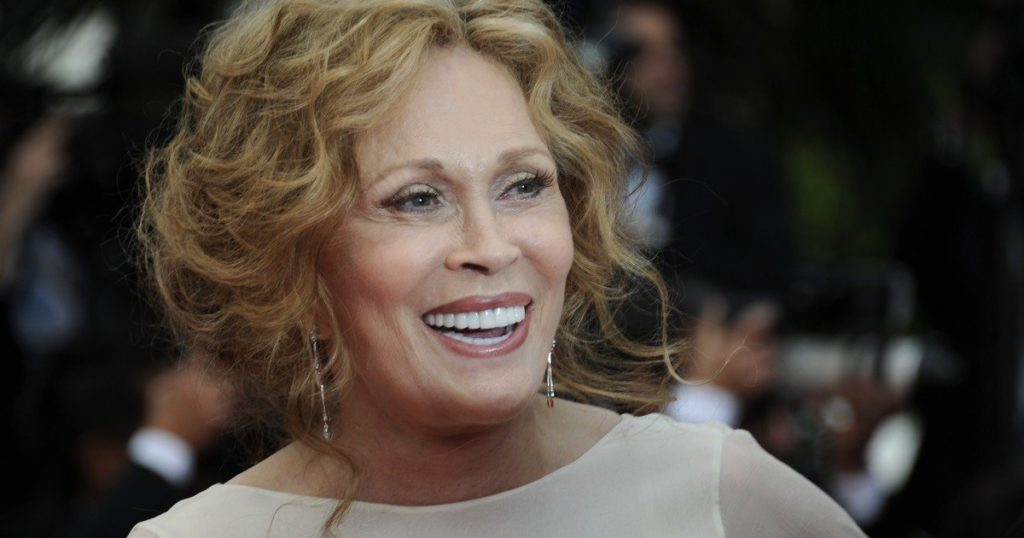 """Faye Dunaway: why she is considered """"the worst person in Hollywood"""""""