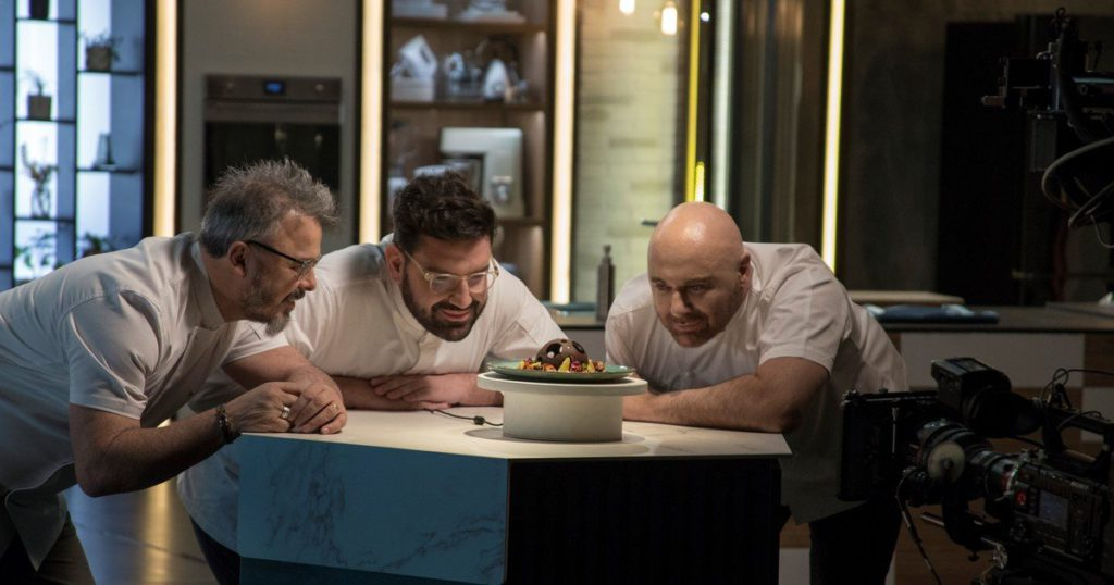 Germán Martitegui comes to streaming with Manos Arriba, Chef !, the spin-off of MasterChef Celebrity
