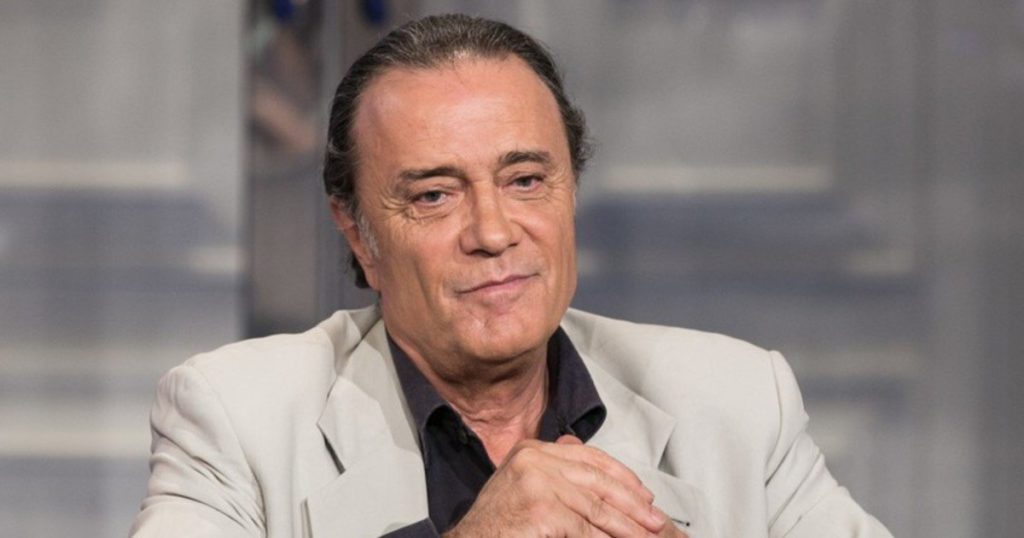 Gianni Nazzaro, one of the most popular Italian singers in Argentina, died