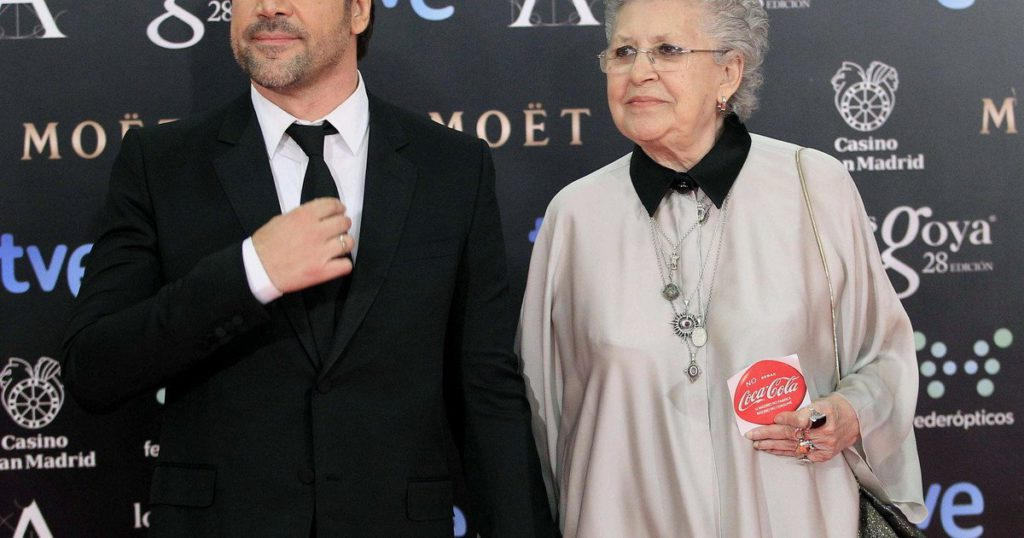 Spanish actress and activist Pilar Bardem, mother of the Oscar winner, died