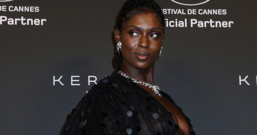 Jewelery theft at the Cannes Film Festival: this time it was Jodie Turner-Smith's turn