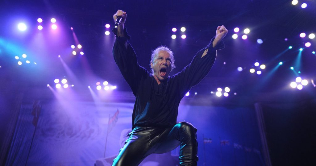 Iron Maiden hinted at their new album, Senjutsu, and announced its release date.