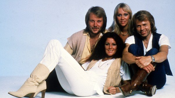 ABBA is still alive!  Almost 40 years after their separation, the Swedish group achieves a new record