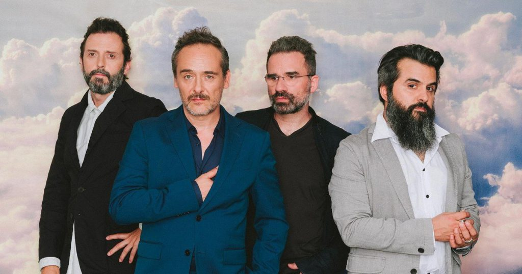Love of Lesbian: the Catalan band that defied the pandemic and says that Spinetta is the Argentine Frank Zappa