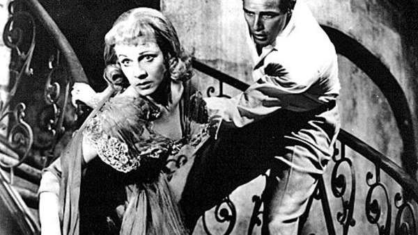 A Streetcar Named Desire, with Marlon Brando and Vivien Leigh, the movie that changed everything