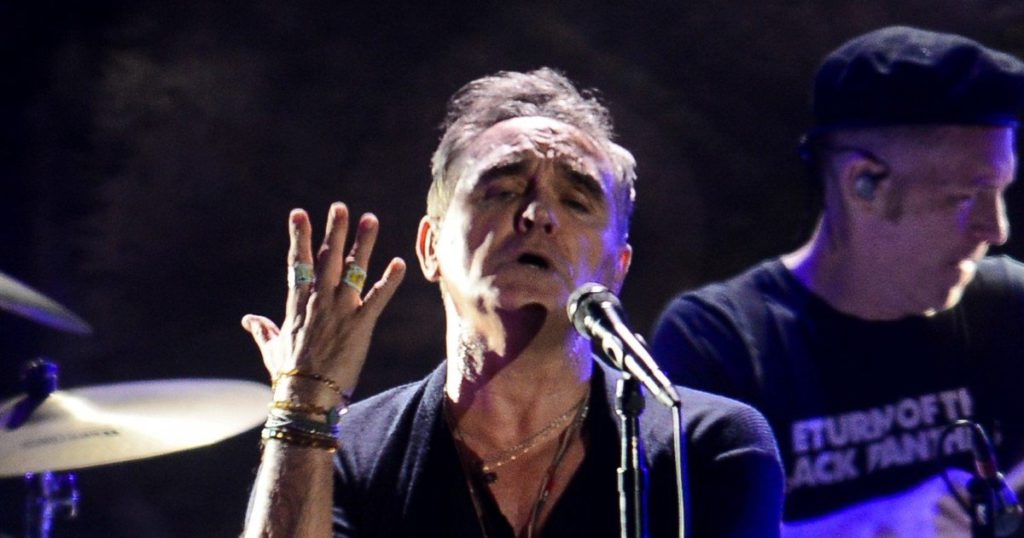 """Morrissey said that the pandemic restrictions created """"another form of slavery."""""""