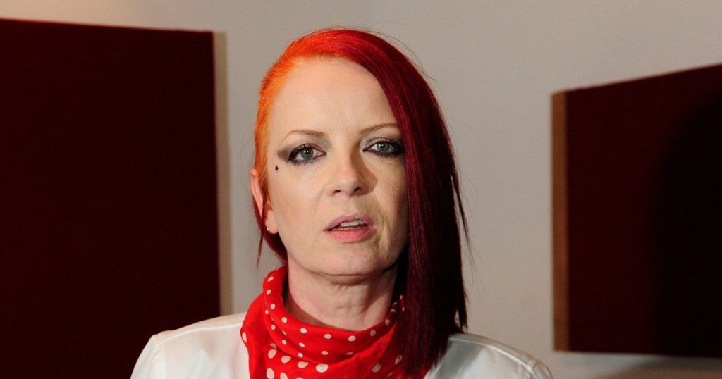 """Garbage's Shirley Manson, rebel with a cause: """"I will not corrupt my idealism by capitalist greed"""""""