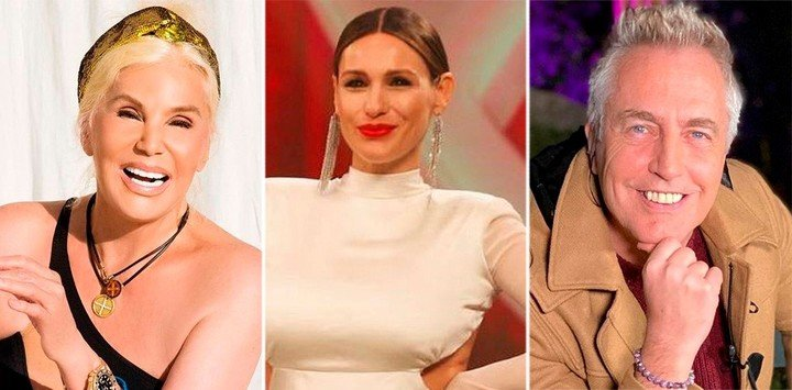 Paramount + plans to release the reality shows of Susana Giménez, Pampita and Marley.