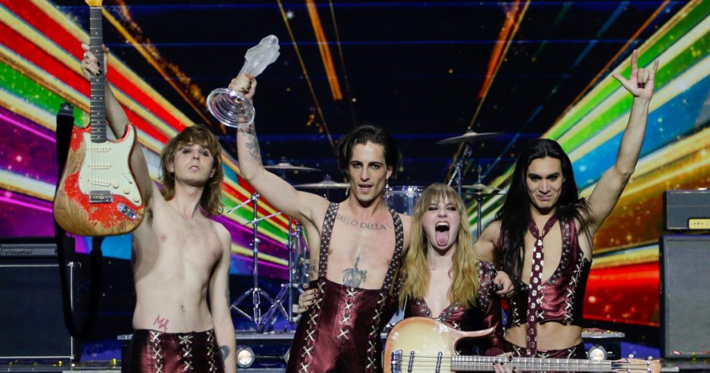 The Maneskin phenomenon: they got Eurovision out of control, drugged them and now recruited Iggy Pop