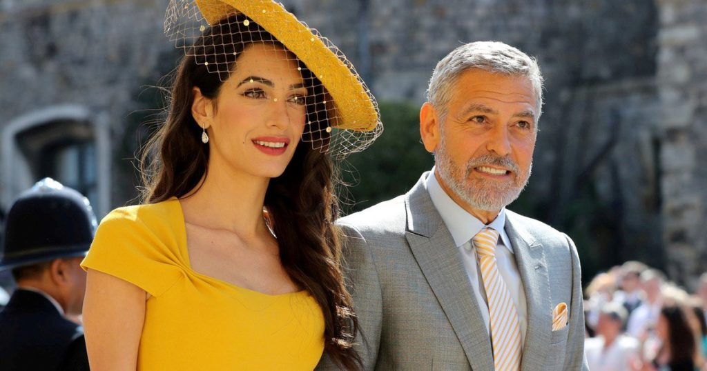 George Clooney would be a father at 60