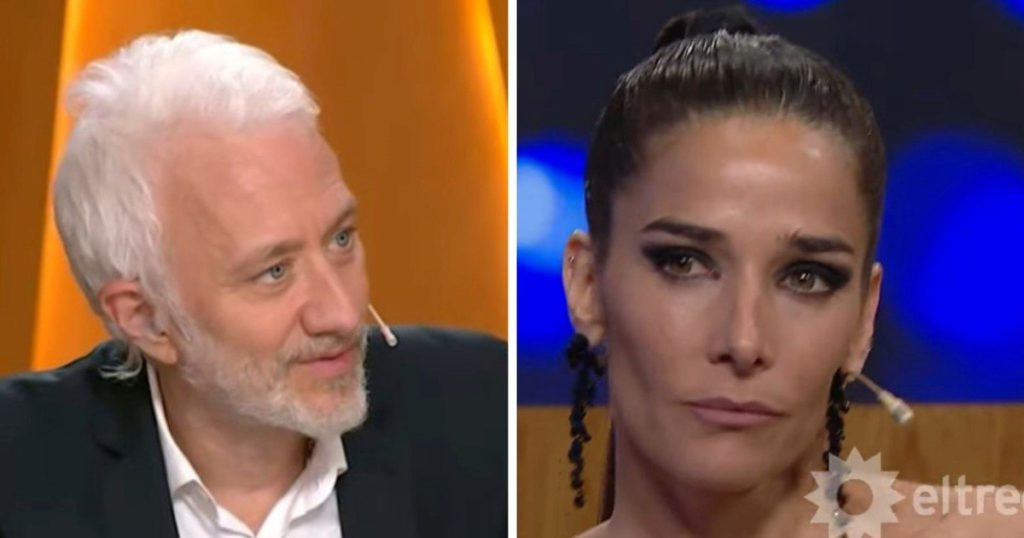 Rating: the duel between Juana Viale and Andy Kusnetzoff was more even than usual