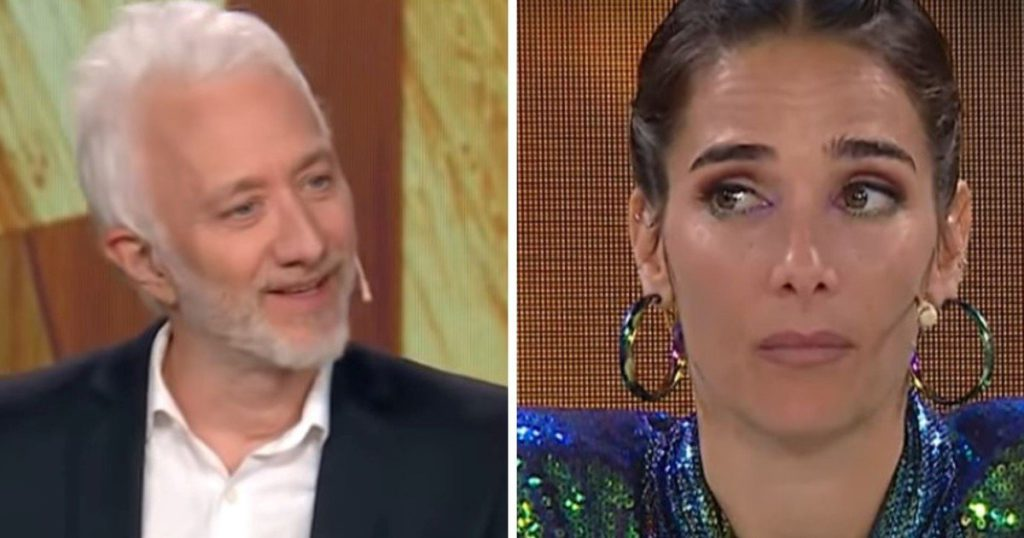 How was the competition between Juana Viale and Andy Kusnetzoff