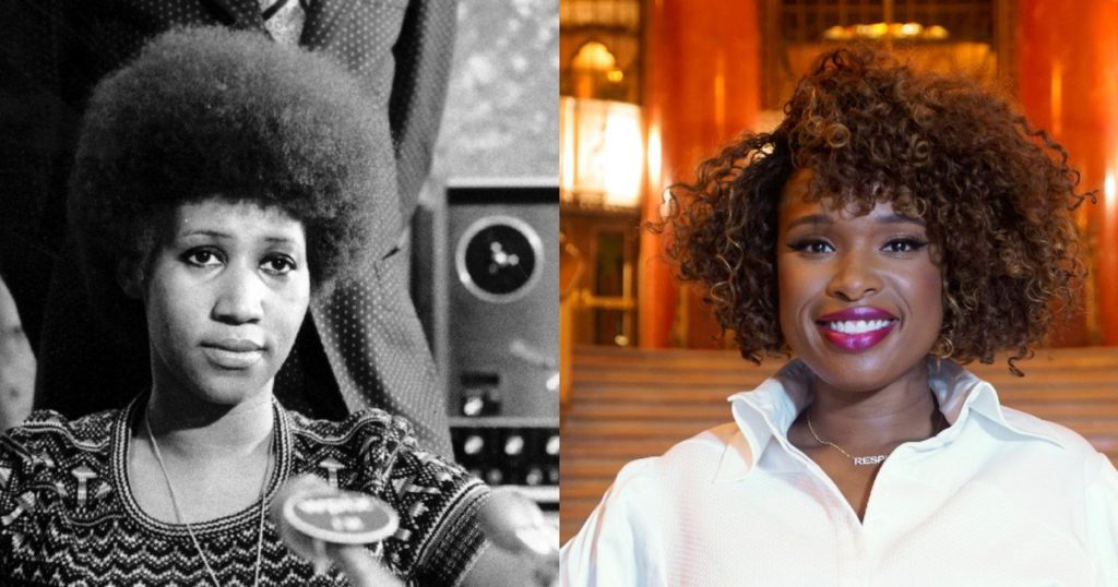 Jennifer Hudson, Aretha Franklin's Chosen: A Story of Shared Tragedies and Love of Music