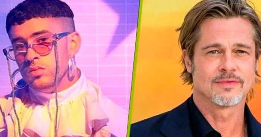 Brad Pitt and Bad Bunny, to the blows in the action movie Bullet Train