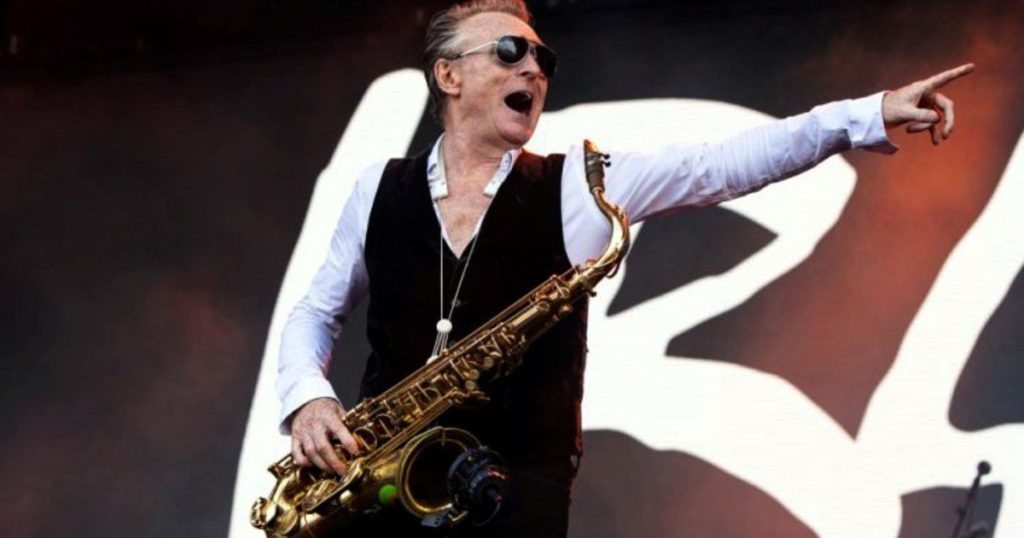 Brian Travers, saxophonist and founding member of UB40, has died