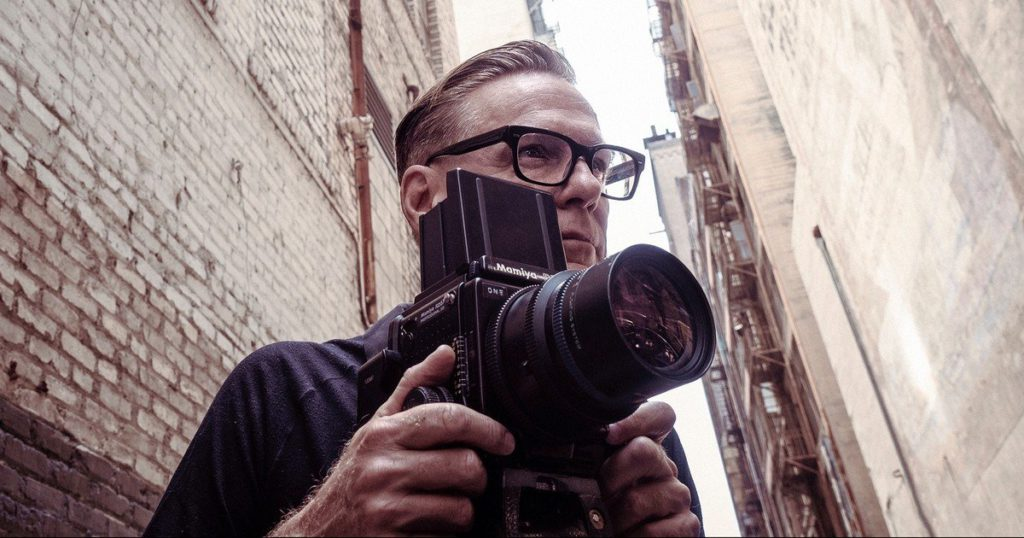 Bryan Adams, the hit rocker who became the photographer for the new Pirelli calendar