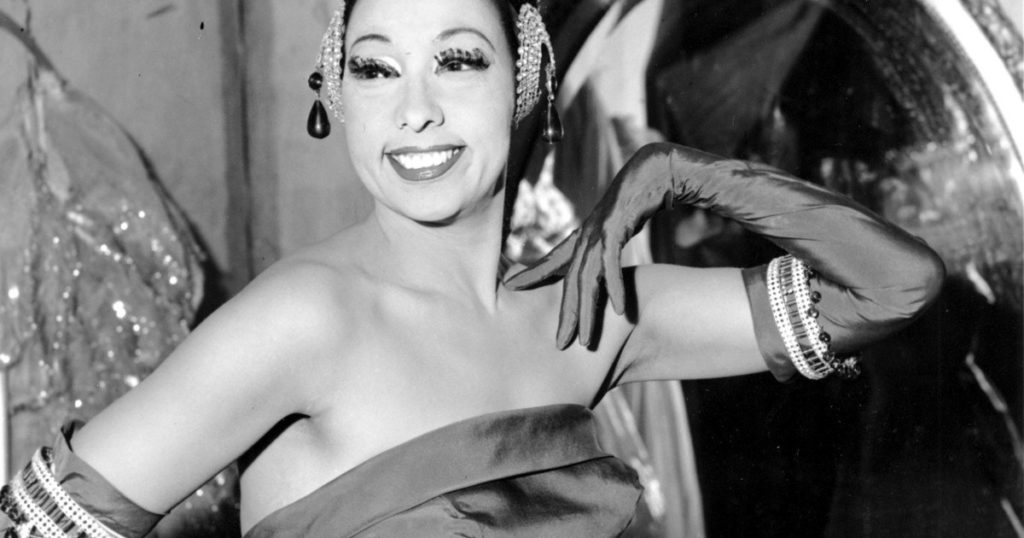 Josephine Baker continues to break down barriers: she will be the first black woman to enter the Pantheon in Paris
