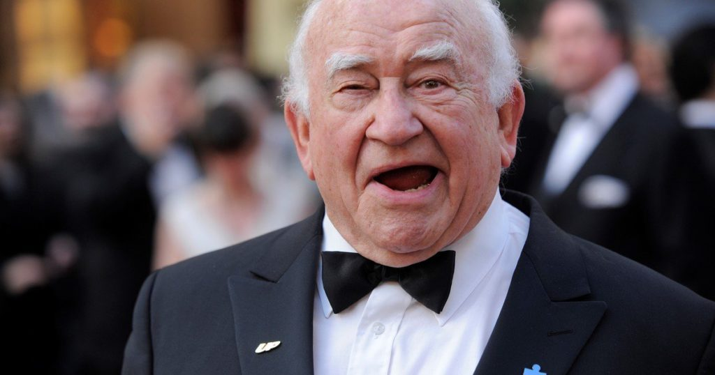 Ed Asner, the most awarded actor in the history of the Emmy, died at the age of 91, thanks to his Lou Grant