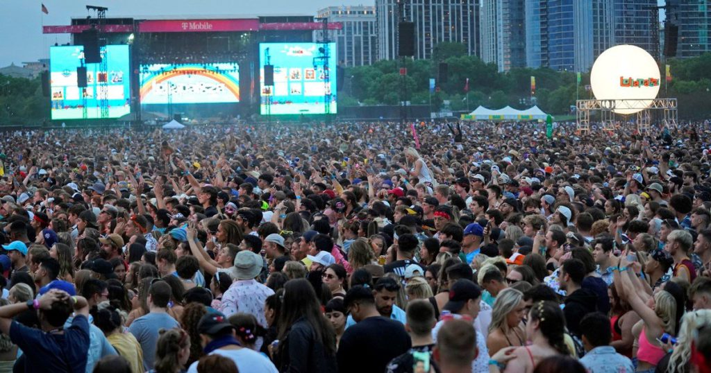 The Lollapalooza is back: how was the return of the festival, which attracted 400 thousand people for four days