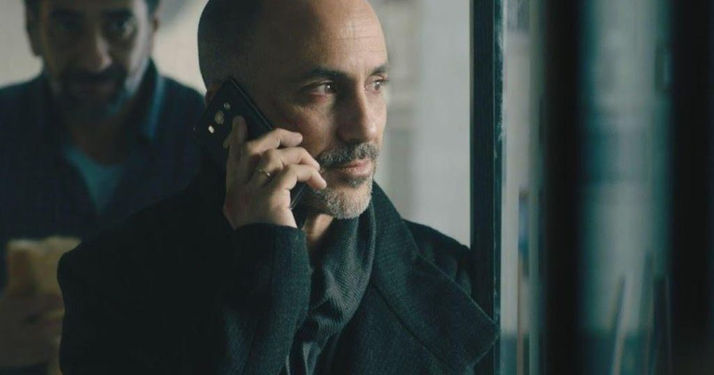The Attaché, the Israeli series about a man in crisis, told in the first person