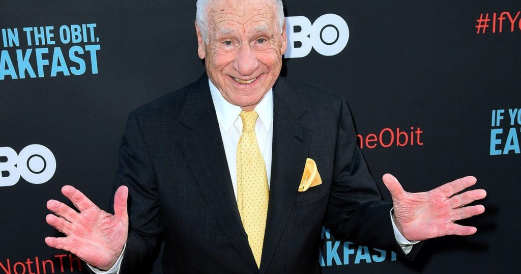 The memories of Mel Brooks are coming, the genius behind the Super Agent 86