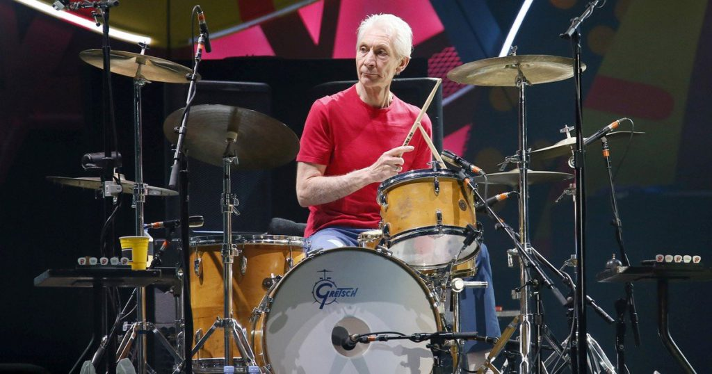 Charlie Watts died: the day things stopped being in their precise place