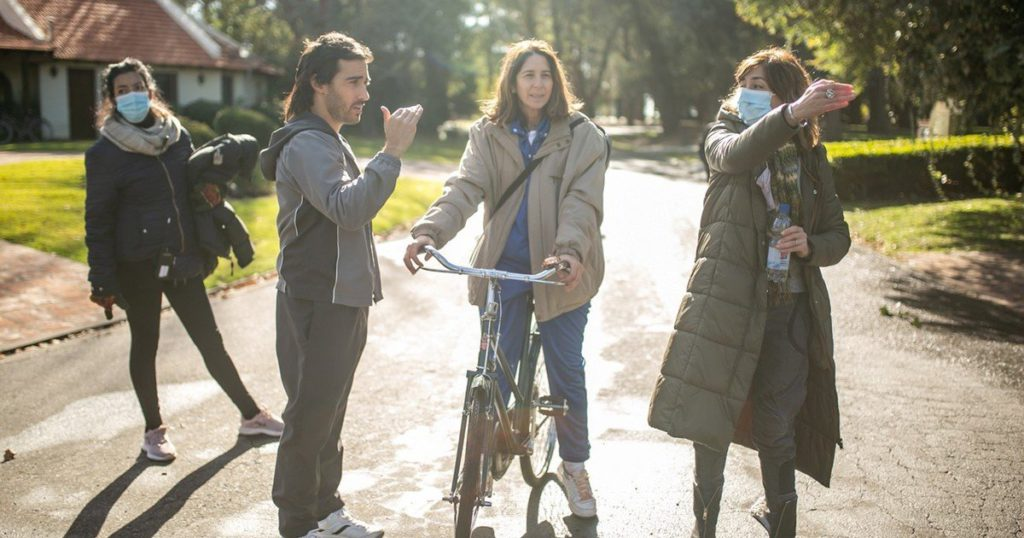 The behind the scenes of María Marta, the crime of the country, the series about the crime of García Belsunce