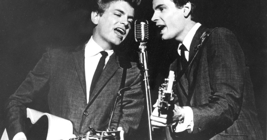 At 84, Don Everly, rock pioneer and sole survivor of the Everly Brothers, has died.