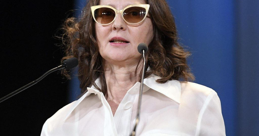 Lucrecia Martel, among the 20 most influential directors in history