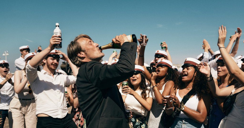 Netflix premiered Another Round: the best drink, a celebration of friendship and pain